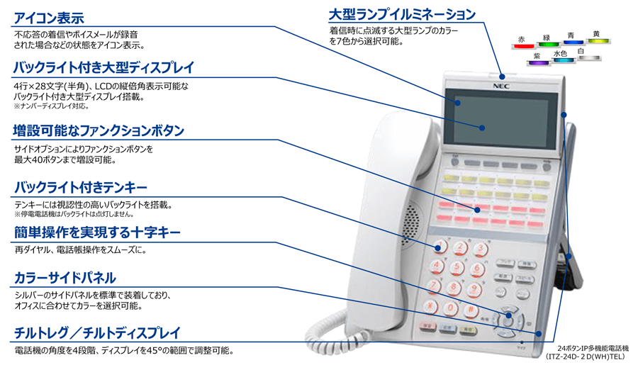 DT400/DT800 製品特徴