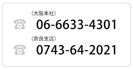 お問い合わせの電話番号